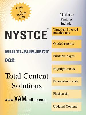 Nystce Multi Subject 002 By Wynne, Sharon A.
